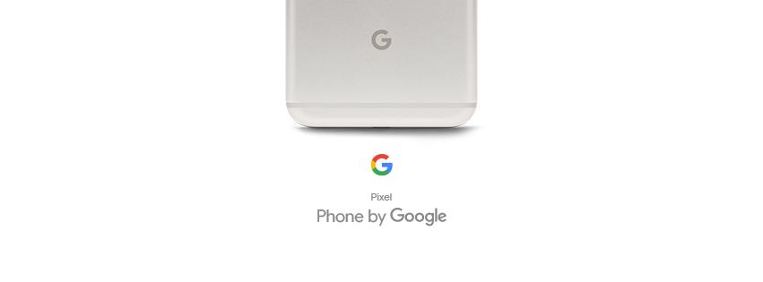 google pixel phone by google