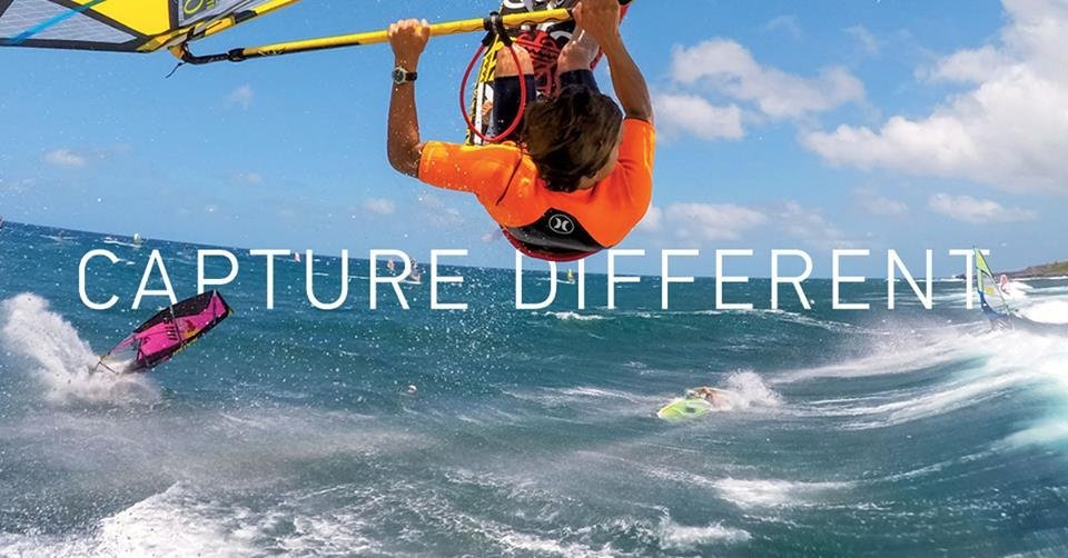 gopro capture different surfing