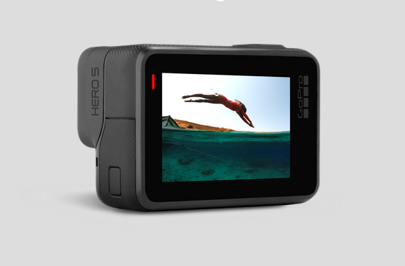 gopro hero 5 black lcd