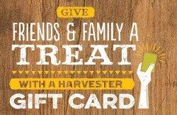 harvest gift card