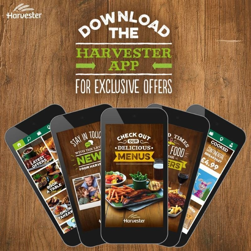 harvester app