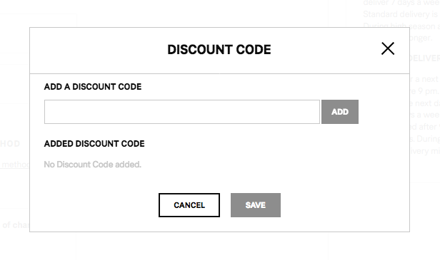 Promotional Code For H&m Online