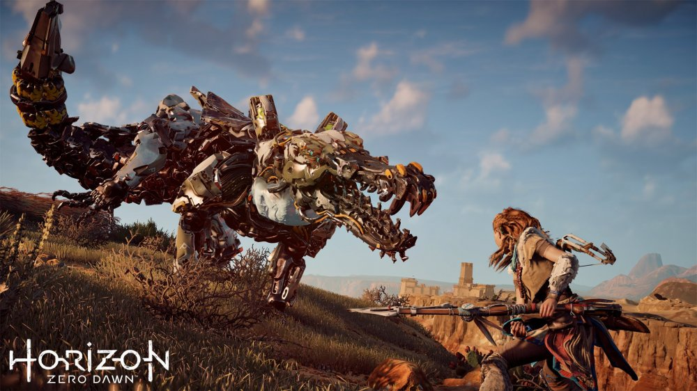 horizon zero dawn weapons stealth