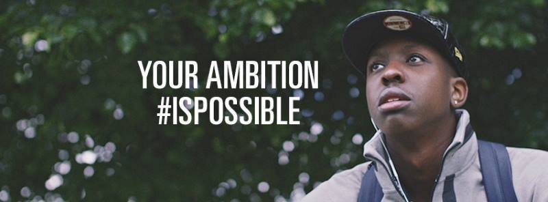 Your ambition is possible