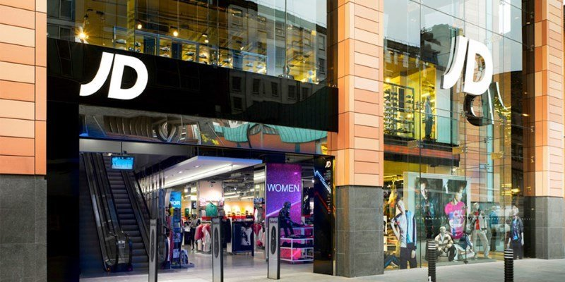 jd sports local store