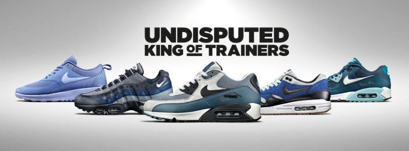 jd sports nike king of trainers sneaker