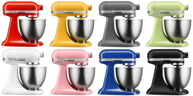 kitchenaid colors
