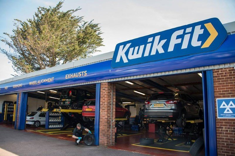 kwik fit car parts tyres