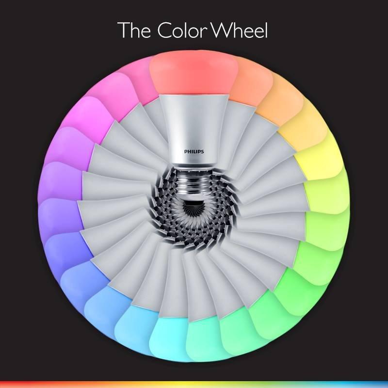 led color wheel