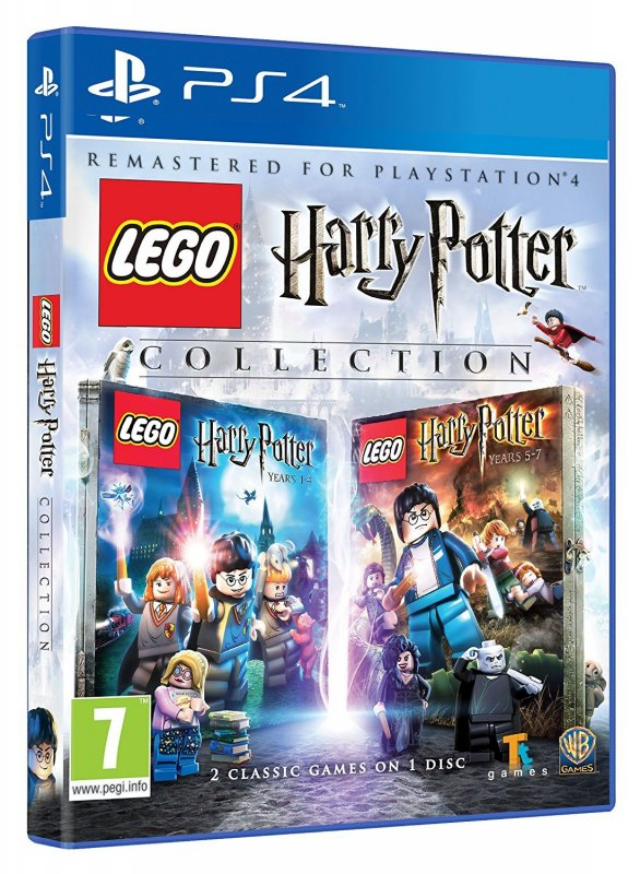 harry potter games collection ps4