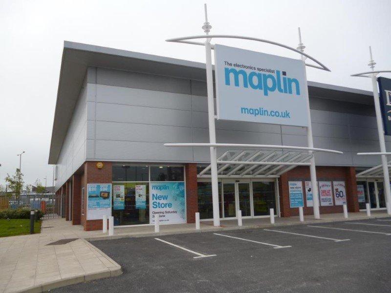 maplin local store