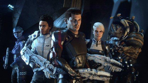 mass effect team