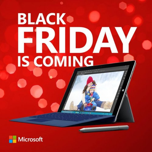 Top tech deals black friday 2018