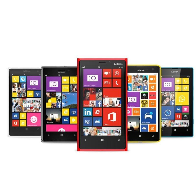 microsoft store windows phone lumia