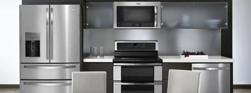 Microwave oven built-in