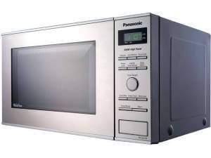 Microwave and double oven combination