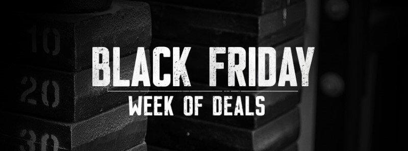 Myprotein black friday deals