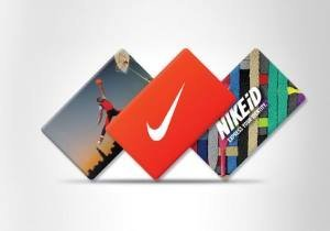 Nike gift cards