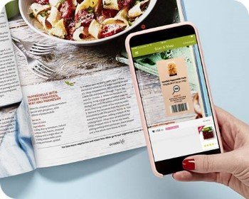 Ocado app for iOS and Android