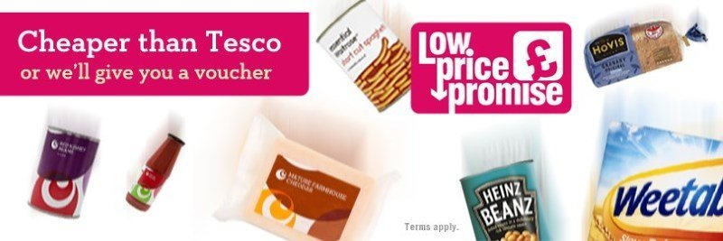 ocado low price