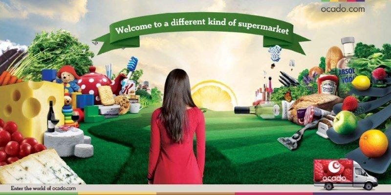 ocado supermarket online