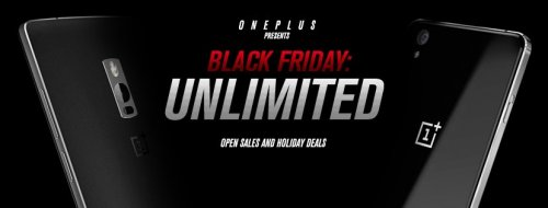 oneplus black friday deals