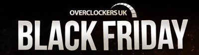 Overclockers UK Black friday