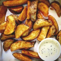 papa johns sides potato wedges