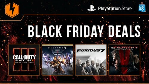 playstation store black friday deals