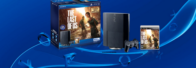 ps3 last of us bundle