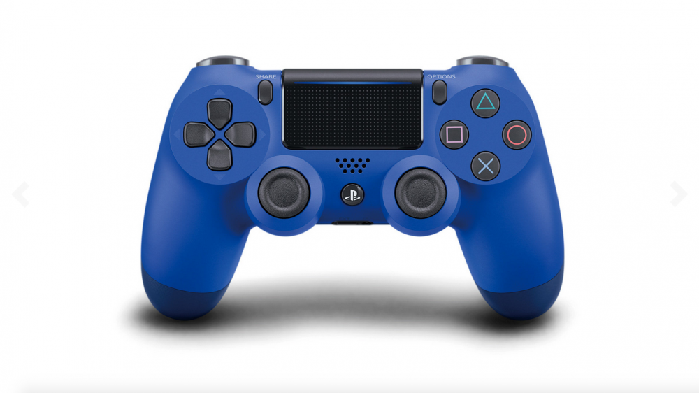 ps4 controller blue version