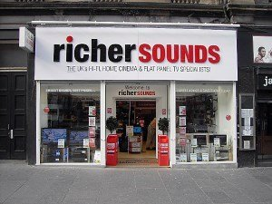richer sounds local