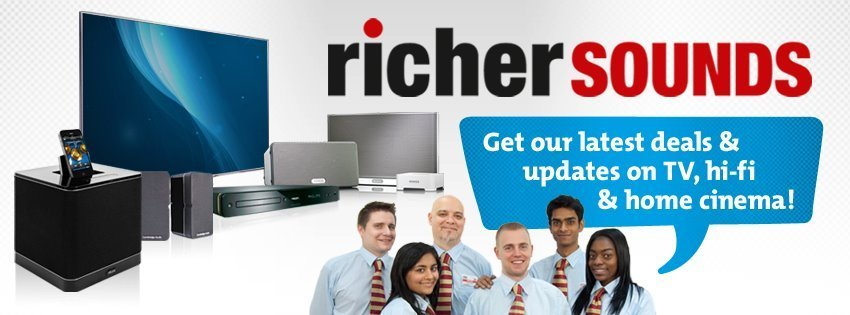 richer sounds tv hifi home cinema