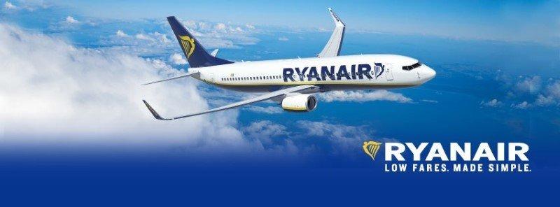 Ryanair low fares