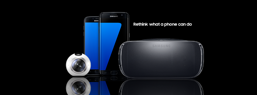 samsung galaxy s7 oculus gear vr 360 degree