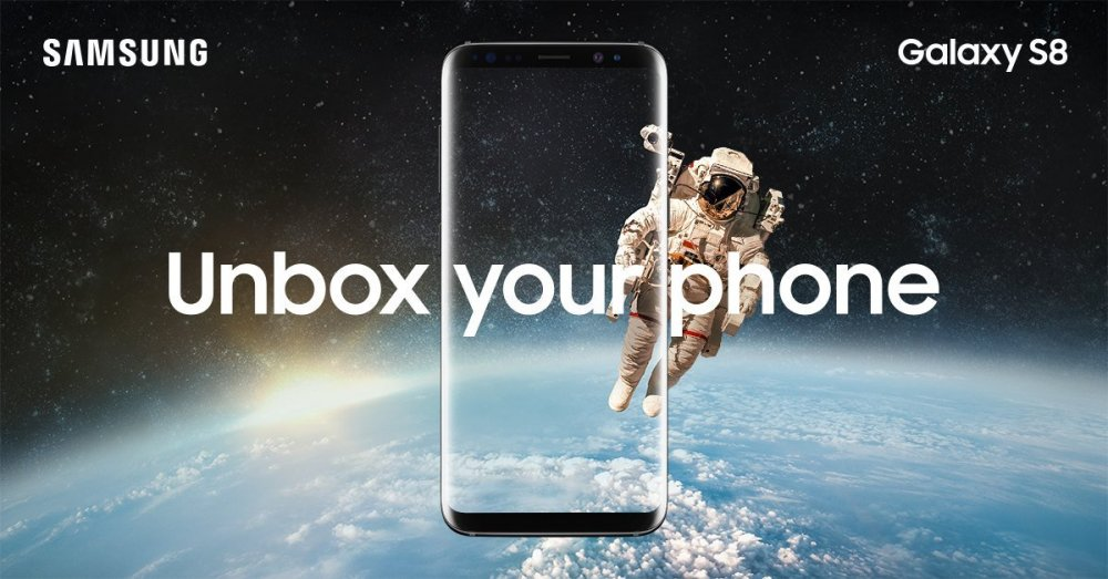 samsung galaxy s8 unbox your phone