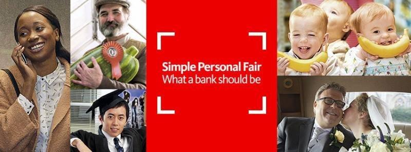 Simple personal fair bank