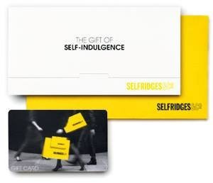 99ae46173f308 Redemption of a Selfridges Gift Card and Discount Voucher Codes