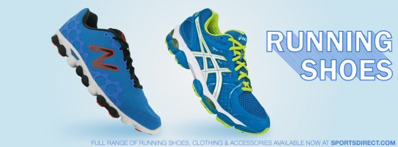 sportsdirect.com running shoes