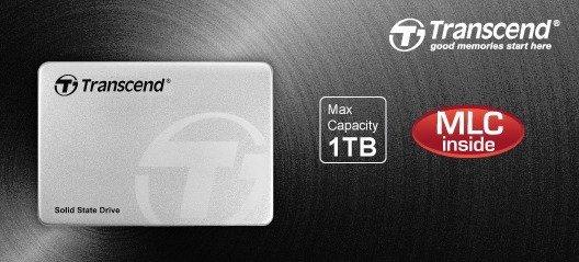 Transcend MLC 1 TB SSD