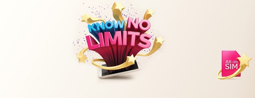 talktalk know no limits