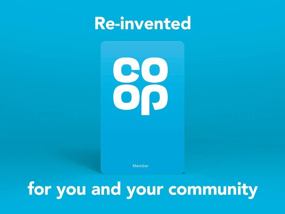 co-operative re-invented for you and your community