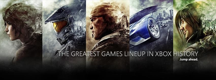 the greatest games line up in xbox history
