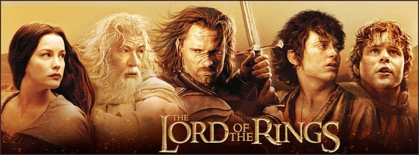 lord of the rings gandalf aragorn frodo sam