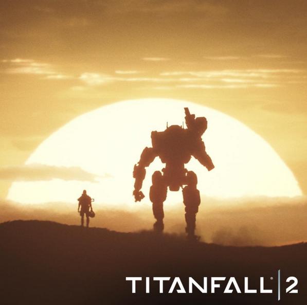 titanfall 2 sunset