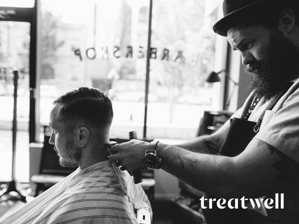 treatwell barber men