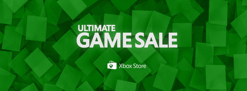 ultimate game sale xbox store