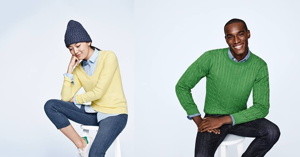 uniqlo clothes fashion women men