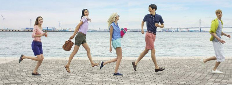 uniqlo summer fashion
