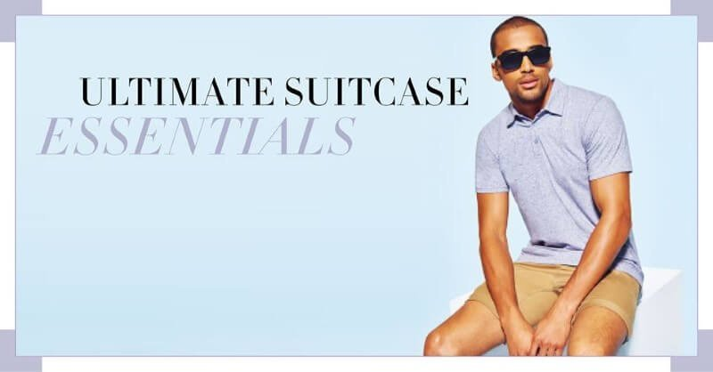 Summer accessory for men